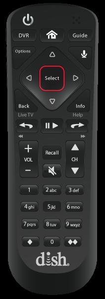 Control remoto de voz - Reno, Nevada - Silver Digital Satellite - Distribuidor autorizado de DISH