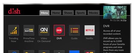Vea television con DISH - Silver Digital Satellite en Reno, Nevada - Distribuidor autorizado de DISH